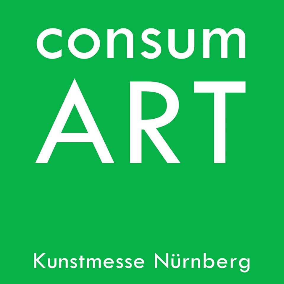 ConsumART Kunstmesse Nürnberg Logo